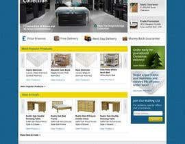 #43 for Website Design for The Bed Shop (Online Furniture Retailer) af wademd