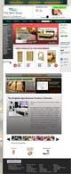 Миниатюра конкурсной заявки №62 для Website Design for The Bed Shop (Online Furniture Retailer)