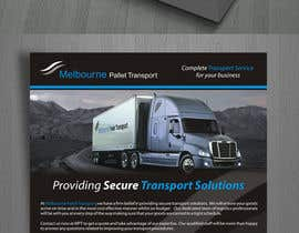 nº 14 pour Design some Business Cards for Melbourne Pallet Transport par suneshthakkar