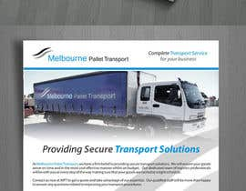 nº 18 pour Design some Business Cards for Melbourne Pallet Transport par suneshthakkar