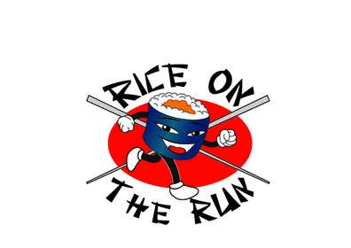 #8 for Rice On The Run logo design by nilosantillan