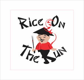 #13 for Rice On The Run logo design by quangarena