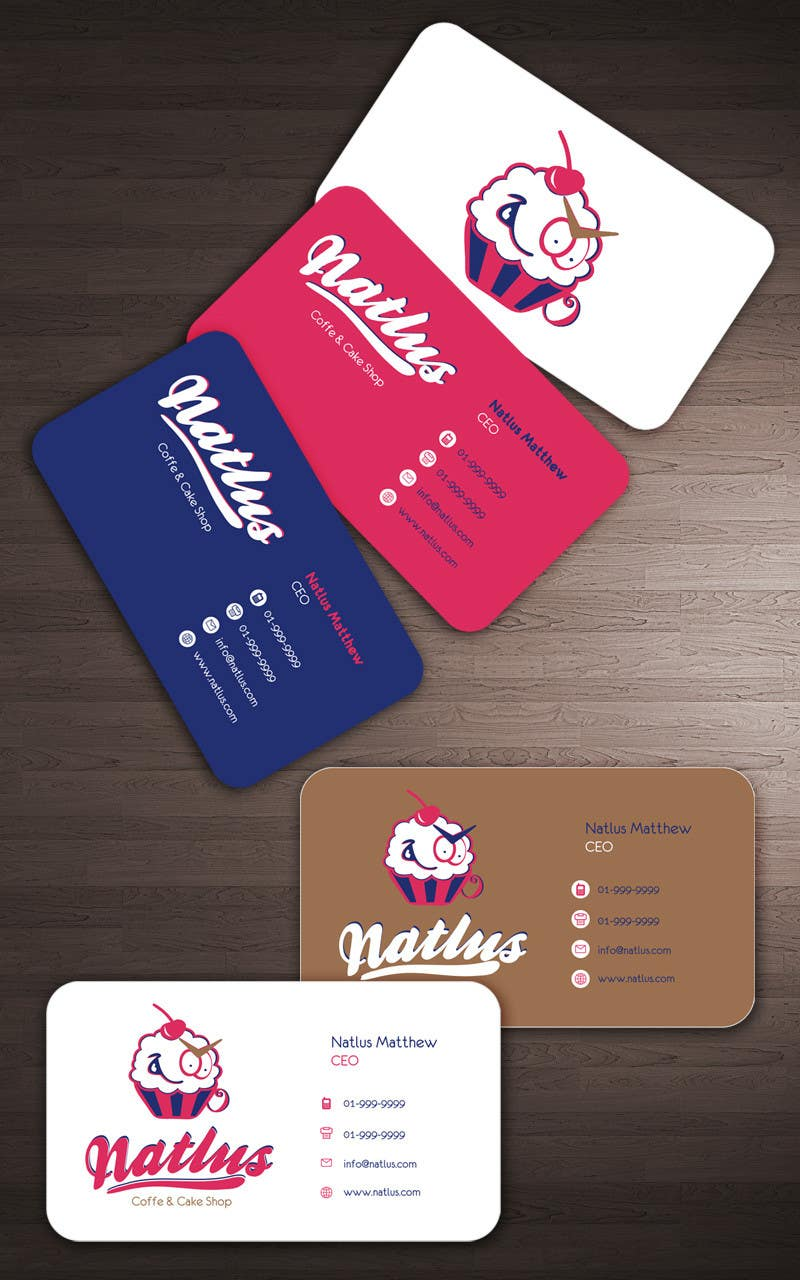 #50 for Design a logo & complete identity for NATLUS, by suneshthakkar
