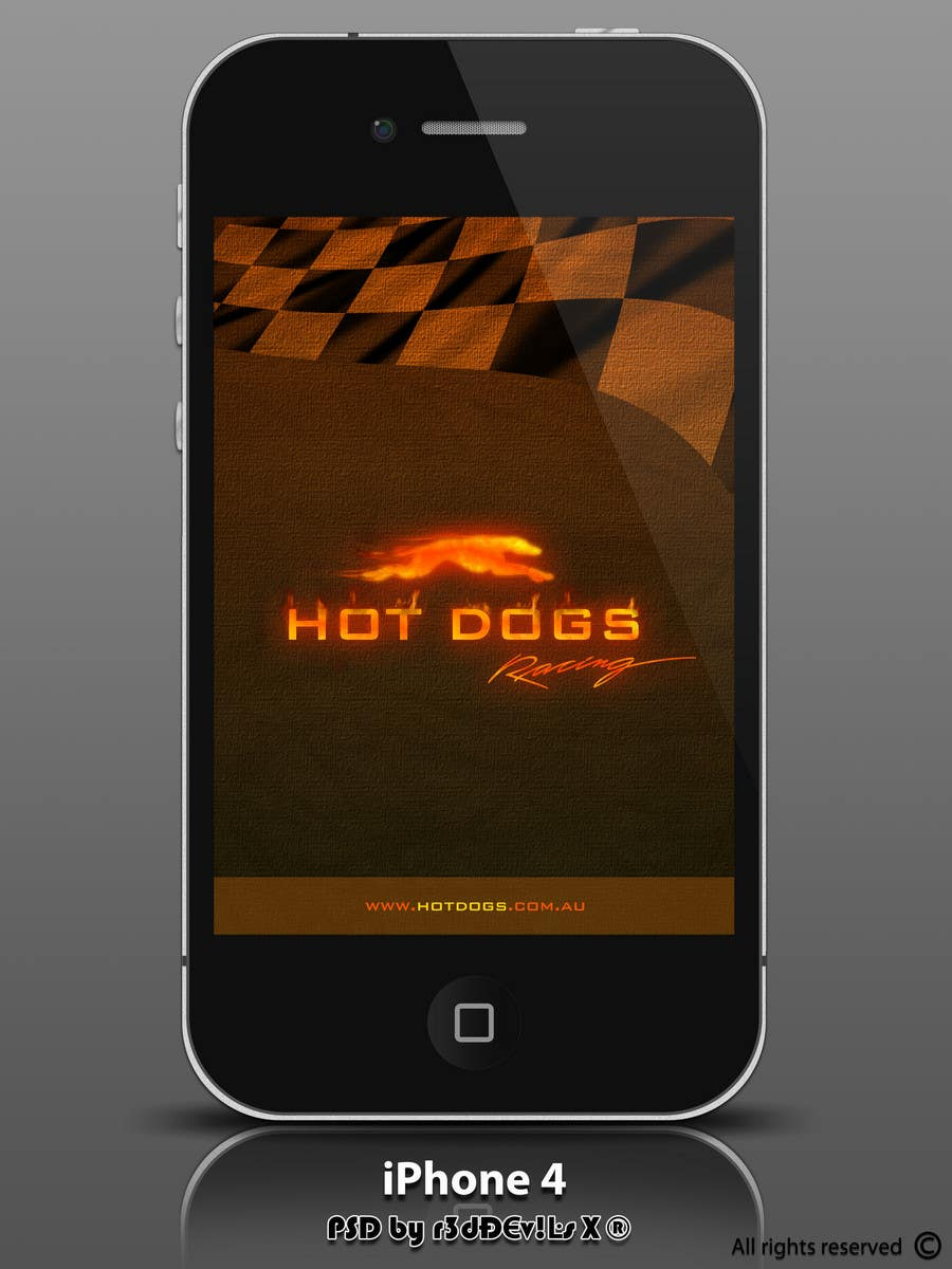 #23 for Graphic Design for Hotdogs racing by StrujacAlexandru