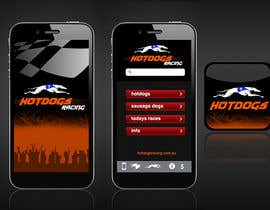 #68 para Graphic Design for Hotdogs racing por Fierro
