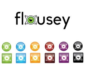 #13 for Design a Logo and icon for a collaborative photo sharing app by alexandracol