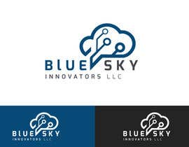 #510 untuk Design a Logo for Blue Sky Innovators LLC oleh graphstas
