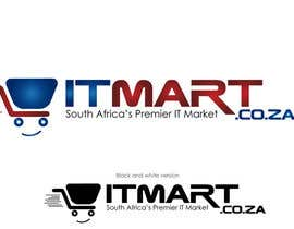 #32 for Design a logo for ITmart by speedpro02