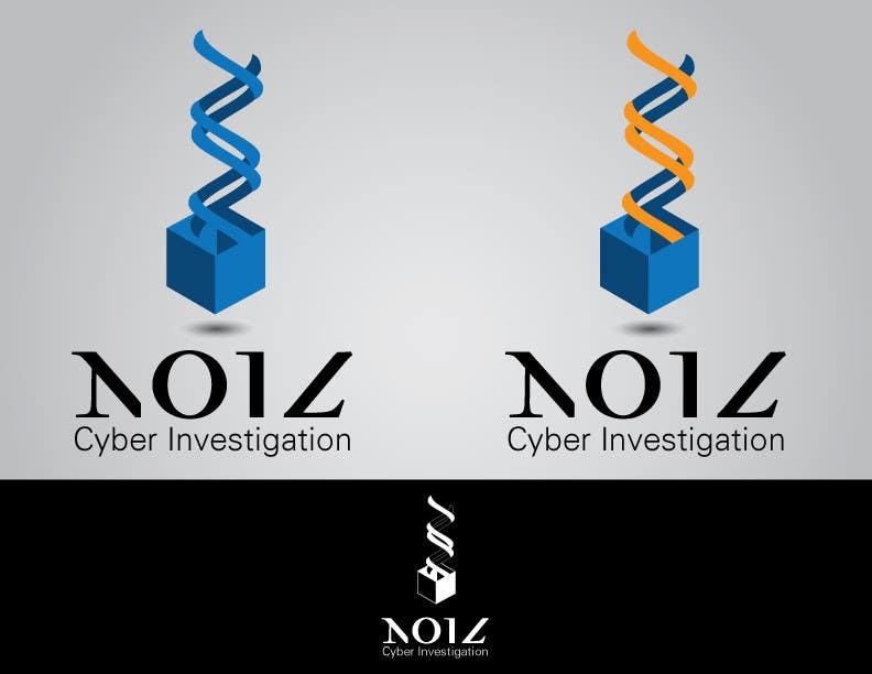 Contest Entry #                                        730                                      for                                         Logo Design for Noiz Cyber Investigation