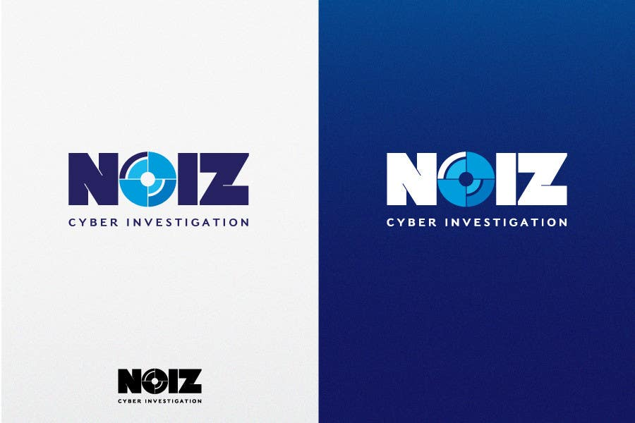 Contest Entry #                                        623                                      for                                         Logo Design for Noiz Cyber Investigation