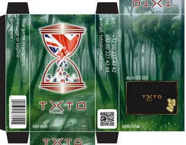 nº 23 pour English version TXTO Cards Game par IIDoberManII