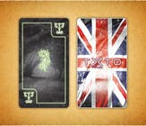 Graphic Design Entri Peraduan #25 for English version TXTO Cards Game