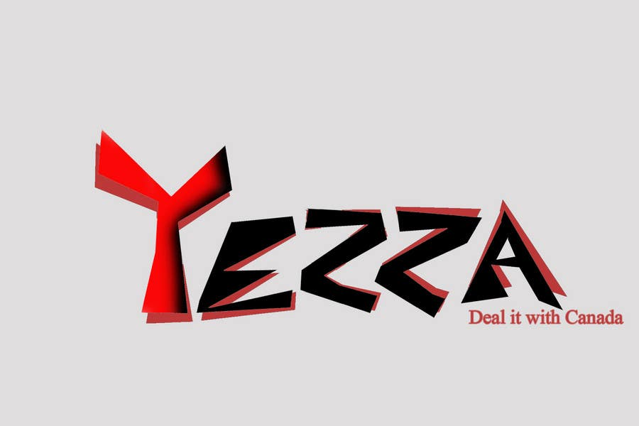 Konkurrenceindlæg #                                        883                                      for                                         Logo Design for yezza