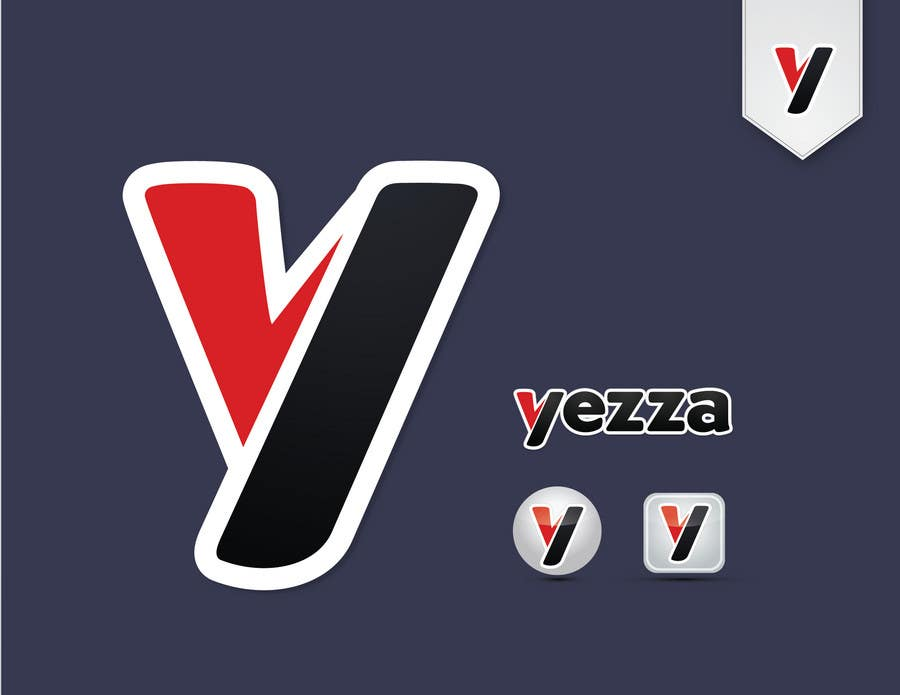 Konkurrenceindlæg #                                        608                                      for                                         Logo Design for yezza