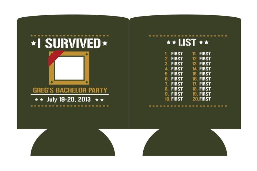 Bài tham dự cuộc thi #13 cho Design a logo for a bachelor party- needed ASAP!