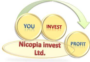 #14 for Designa en logo for Nicopia Invest Ltd by yatendra22