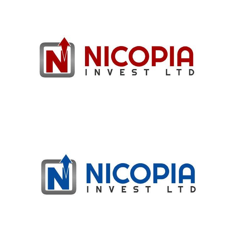 #9 for Designa en logo for Nicopia Invest Ltd by putul1950