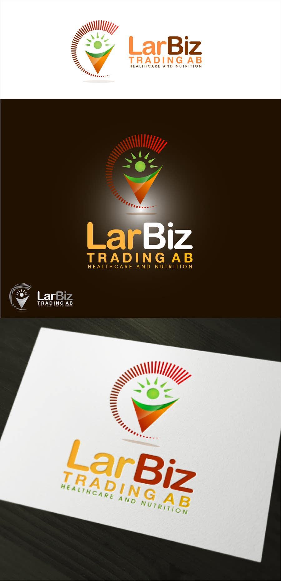 #14 for Designa en logo for LarBiz Trading AB by sbelogd