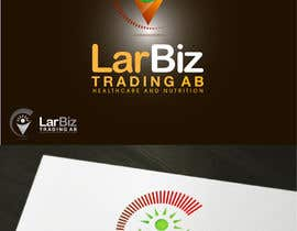 #14 cho Designa en logo for LarBiz Trading AB bởi sbelogd