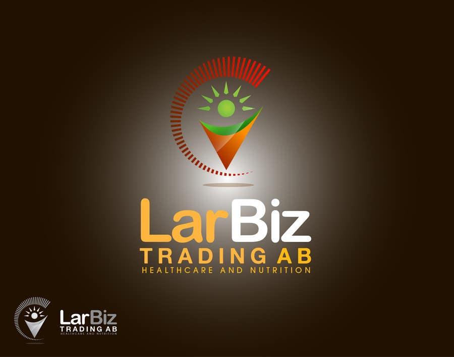 #17 for Designa en logo for LarBiz Trading AB by sbelogd