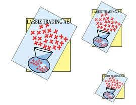 shashankrajwade3 tarafından Designa en logo for LarBiz Trading AB için no 7