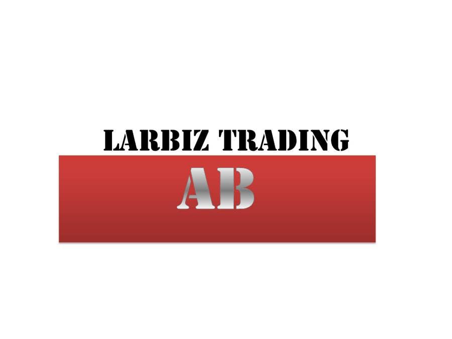 #8 for Designa en logo for LarBiz Trading AB by farzan999
