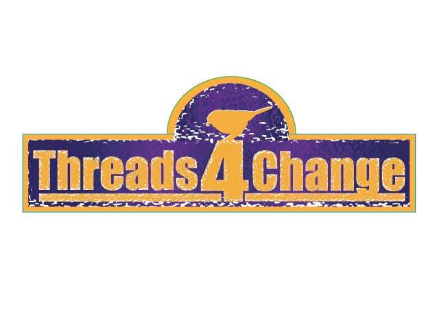 Конкурсная заявка №136 для Logo Design for Threads4Change