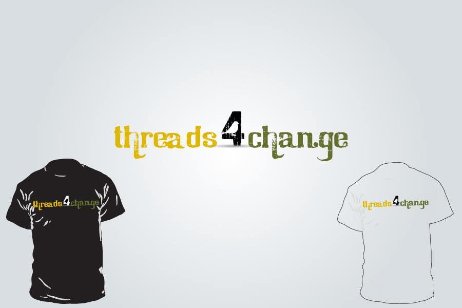 Konkurrenceindlæg #87 for Logo Design for Threads4Change