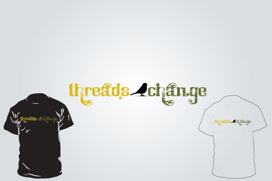 Konkurrenceindlæg #30 for Logo Design for Threads4Change