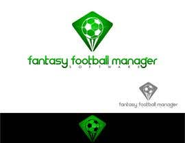 airbrusheskid tarafından Logo designer for Fantasy Football Manager software için no 30