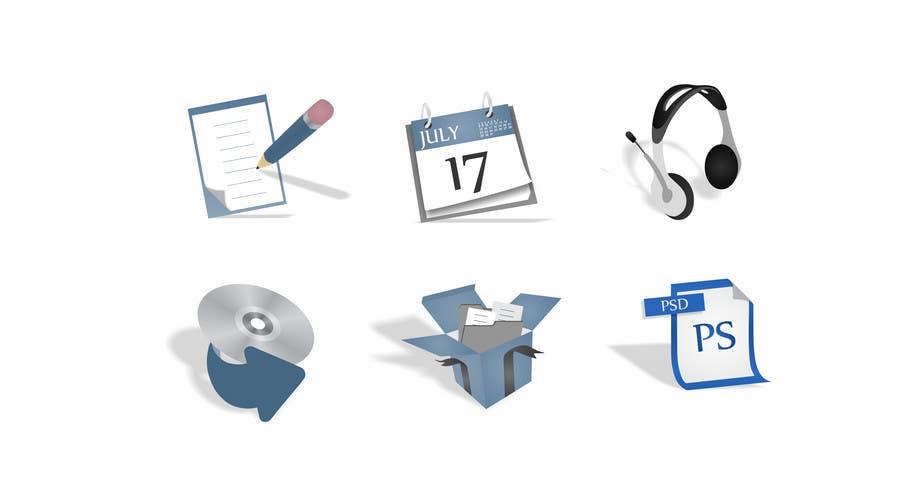 Inscrição nº                                         63                                      do Concurso para                                         Design Icon Set for Magestore (will choose 3 winners)