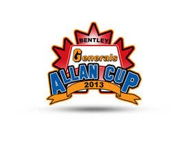 #105 para Logo Design for Allan Cup 2013 Organizing Committee por rogeliobello
