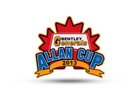#113 para Logo Design for Allan Cup 2013 Organizing Committee por rogeliobello