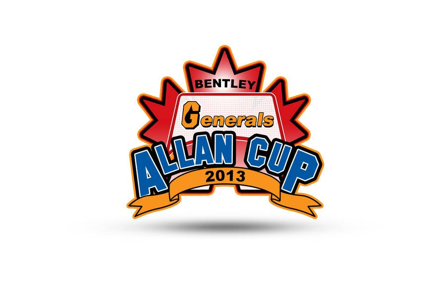 Конкурсная заявка №104 для Logo Design for Allan Cup 2013 Organizing Committee