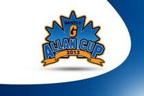 Graphic Design Конкурсная работа №92 для Logo Design for Allan Cup 2013 Organizing Committee
