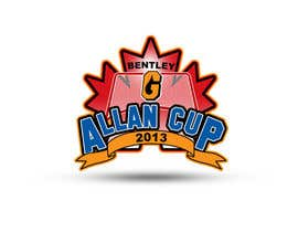 #102 para Logo Design for Allan Cup 2013 Organizing Committee por rogeliobello