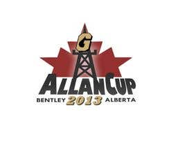 #98 para Logo Design for Allan Cup 2013 Organizing Committee por jadinv