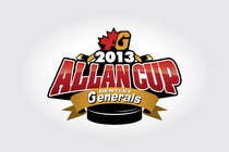 Graphic Design Конкурсная работа №27 для Logo Design for Allan Cup 2013 Organizing Committee