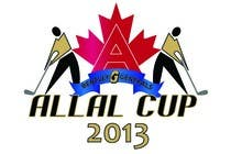 Graphic Design Конкурсная работа №22 для Logo Design for Allan Cup 2013 Organizing Committee