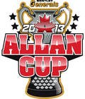 Graphic Design Конкурсная работа №85 для Logo Design for Allan Cup 2013 Organizing Committee