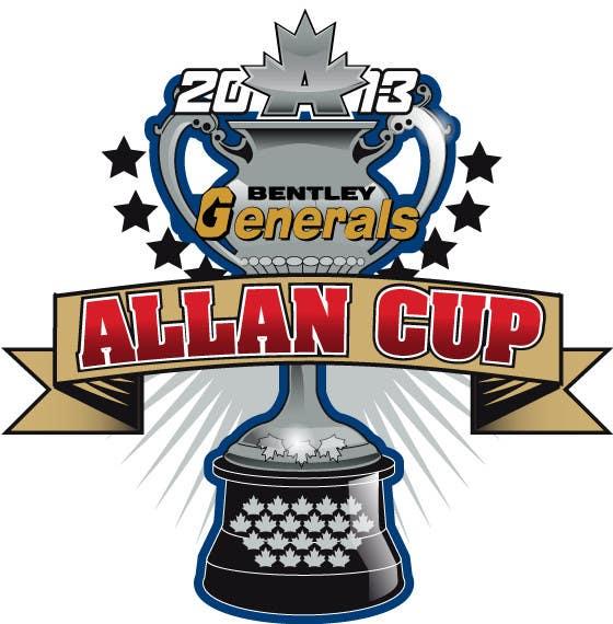 Конкурсная заявка №99 для Logo Design for Allan Cup 2013 Organizing Committee