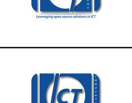 #119 for Design a Logo ICT Innovations af kazierfan