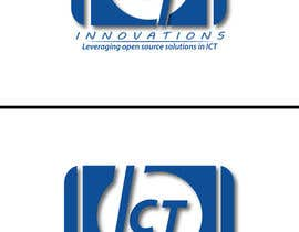 nº 122 pour Design a Logo ICT Innovations par kazierfan