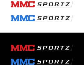 #39 para Design a Logo for a Sports Marketing, Media & Comms organisation: MMC Sportz por b74design