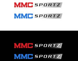 #41 para Design a Logo for a Sports Marketing, Media & Comms organisation: MMC Sportz por b74design