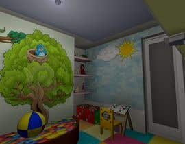 #18 для Interior design children's entertainment center. от deandavid777