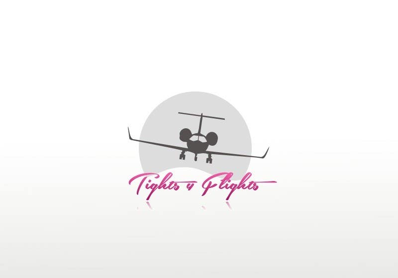 #6 for Design a Logo for Tights 4 Flights by tashfene
