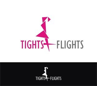 #25 for Design a Logo for Tights 4 Flights by A1Designz