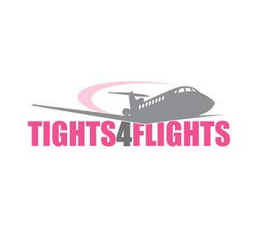 #29 for Design a Logo for Tights 4 Flights by MitchGrafix