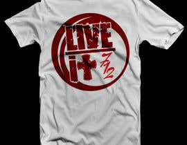 #76 para Live it 712 T-shirt design por Acumen22